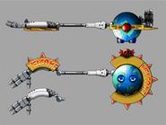 Globotron koncept 1