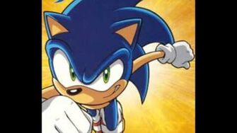 Just Call Me Sonic~眩しい風になれ~ (SONIC X)