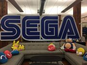 Sega Networks Inc couch