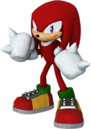 SonicChannel 09-2007 Knuckles