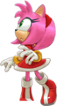 Sonic Jump - Amy Rose