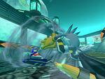 Sonic Riders - Storm - Level 1