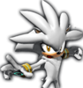 Sonic Rivals 2 - Silver the Hedgehog