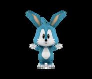 Sonic Runners Pocky model