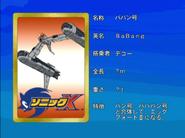 Sonic X karta 39