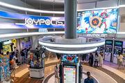 TokyoJoypolis Entrance