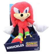 Tomy Collector Series Modern plush 12 inch Knuckles