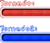 Tornado health bar