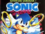 Sonic the Hedgehog Adventure Gamebook 1
