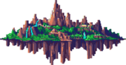 Angel Island Sonic 3