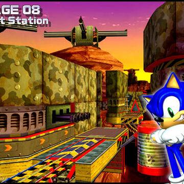 Bullet Station Sonic News Network Fandom