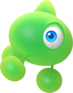 Green Wisp Sonic Colors