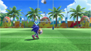 Mario & Sonic at the Rio 2016 Olympic Games - Sonic Rugby Sevens
