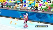Mario Sonic Olympic Winter Games Gameplay 072