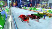 Mario Sonic Sochi Gameplay 736