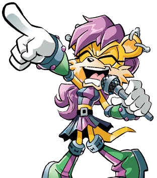 Crazy Sonic - Musical Talent
