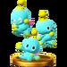 Smash 4 Wii U Trophy 11