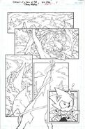 Sonic290Page1Uncolored