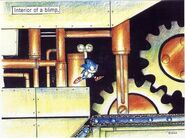 Sonic 2 level koncept 2