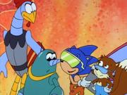 Sonic Breakout 105