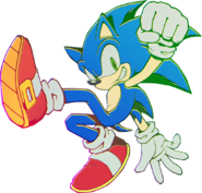 Sonic Channel art 9