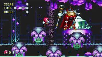 Sonic Mania Boss 22 - Heavy King