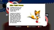 Classic Tails profile SG