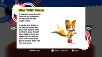 Classic Tails profile SG