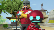 S2E11 Eggman Orbot Cubot