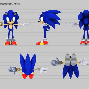 Sonic The Hedgehog Gallery Sonic News Network Fandom