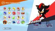 Shadow profile Tokyo 2020