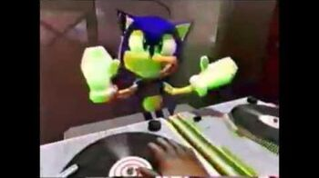 Sonic Adventure Sega Dreamcast Commercial