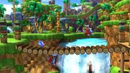 Sonic Generations - Green Hill - Game Shot - (2)