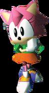 Sonic R Amy