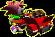 Sonic R Amy 2