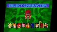 Sonic R select 8