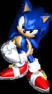 Sonic SADX art