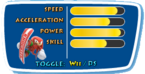 Winter Olympics Wii Stats Knuckles