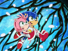 Amy i Sonic jump from Final Mova ep 76