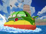 Aqua Blast gameplay 02
