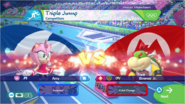 Mario & Sonic at the Rio 2016 Olympic Games - Heroes Showdown Triple Jump Copetitors