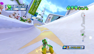 Mario Sonic Olympic Winter Games Gameplay 092