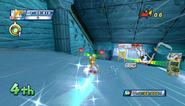 Mario Sonic Olympic Winter Games Gameplay 223