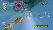 Mario Sonic Olympic Winter Games Gameplay 228