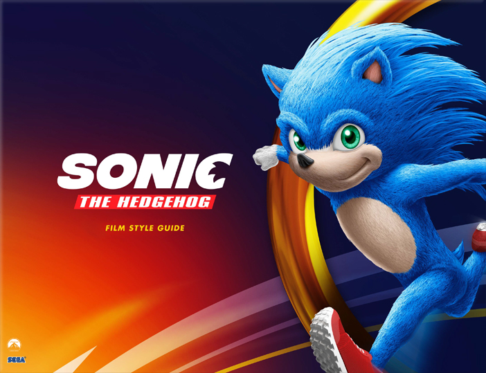 SonicFilm StyleGuide Cover