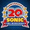 Sonic 20th Anniversary iOS icon