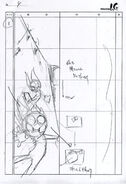 Sonic Riders storyboard 03
