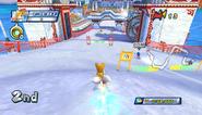 Mario Sonic Olympic Winter Games Gameplay 243
