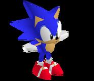 R Model Sonic