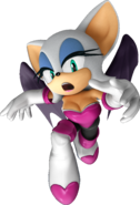 Rouge Sonic Rivals